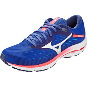 Mizuno Wave Rider 24 Shoes Men, blue radiance/articice/diva pink